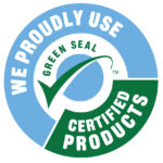 Vanguard is a proud user of Green Seal Certified Products