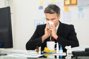 allergies in the workplace